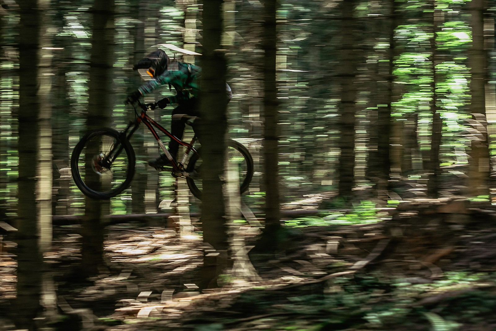 Panshot Friday - Banan - Mountain Biking Pictures - Vital MTB