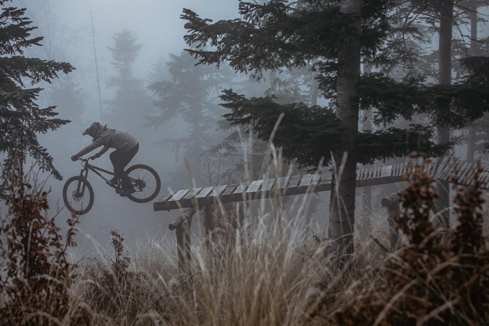 foggy - Banan - Mountain Biking Pictures - Vital MTB