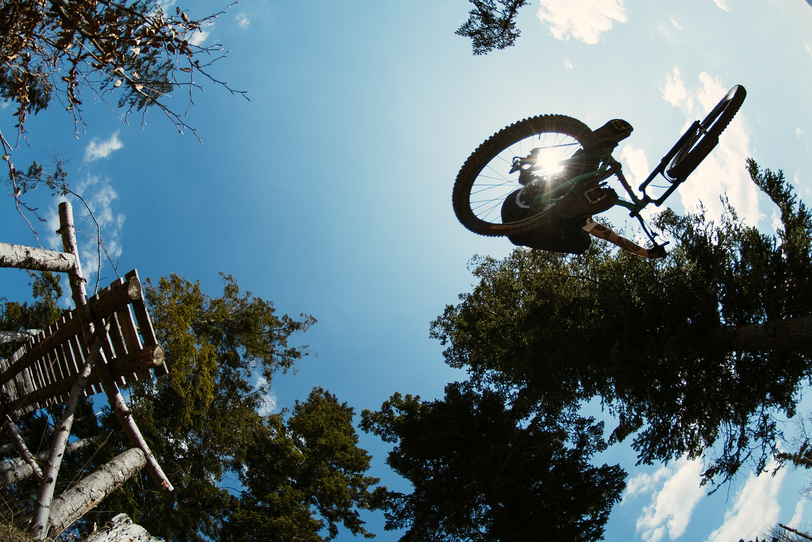 Spring is in the air - Banan - Mountain Biking Pictures - Vital MTB