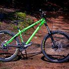NS Bikes Surge EVO + Rock Shox Domian 318 Coil