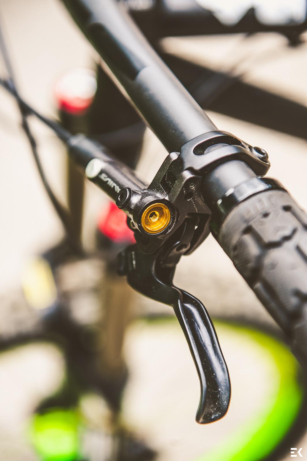 ns surge evo 2017   bos deville fcv - banan u0026 39 s bike check