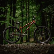 Chromag Stylus + NS Bikes parts +  Lyrik RCT3 180 mm