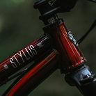 Chromag Stylus + MRP Ribbon Air custom hardtail