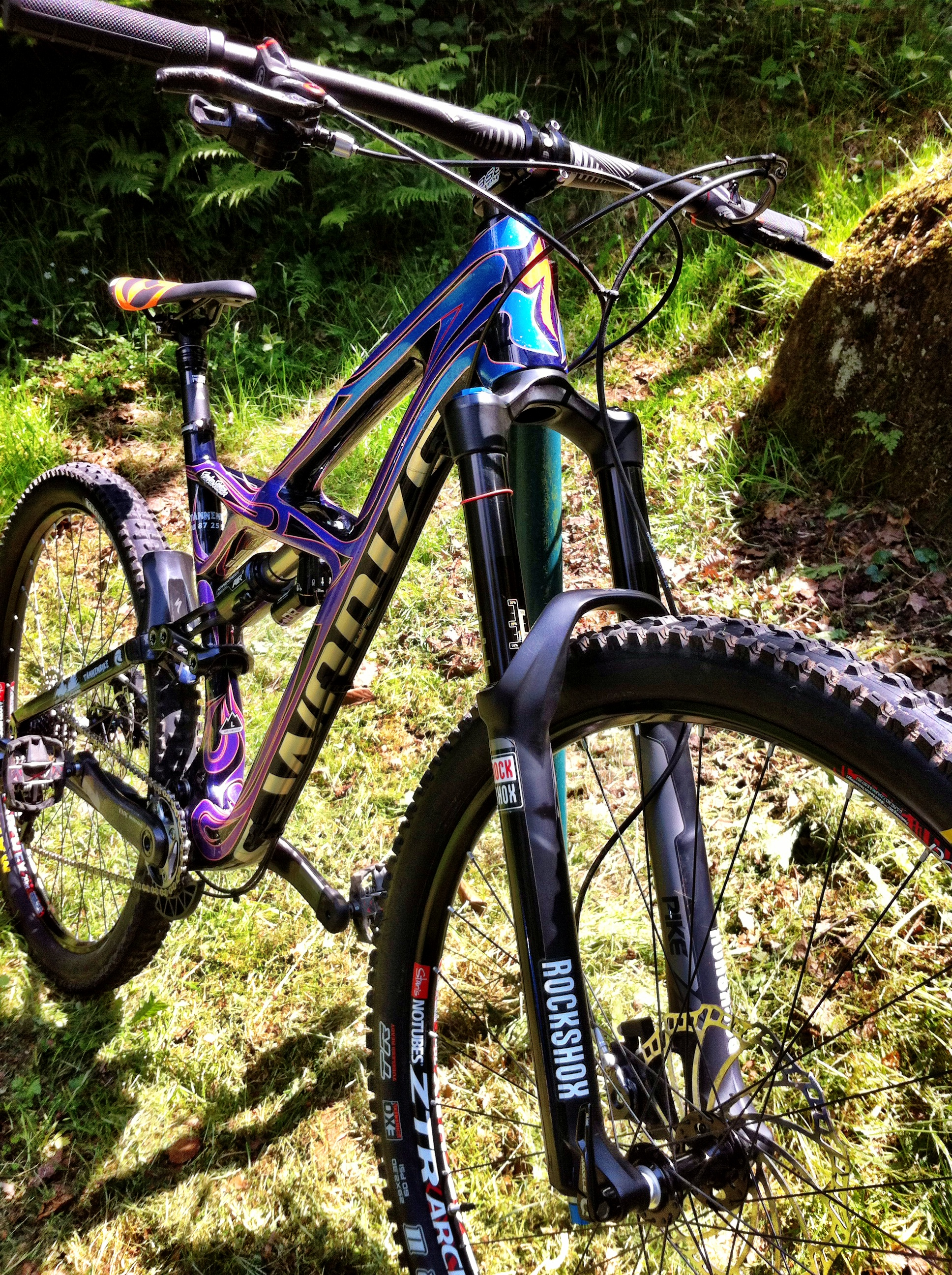 Sven S Quot Weird Color Quot Specialized Enduro 29 Sworks Tld
