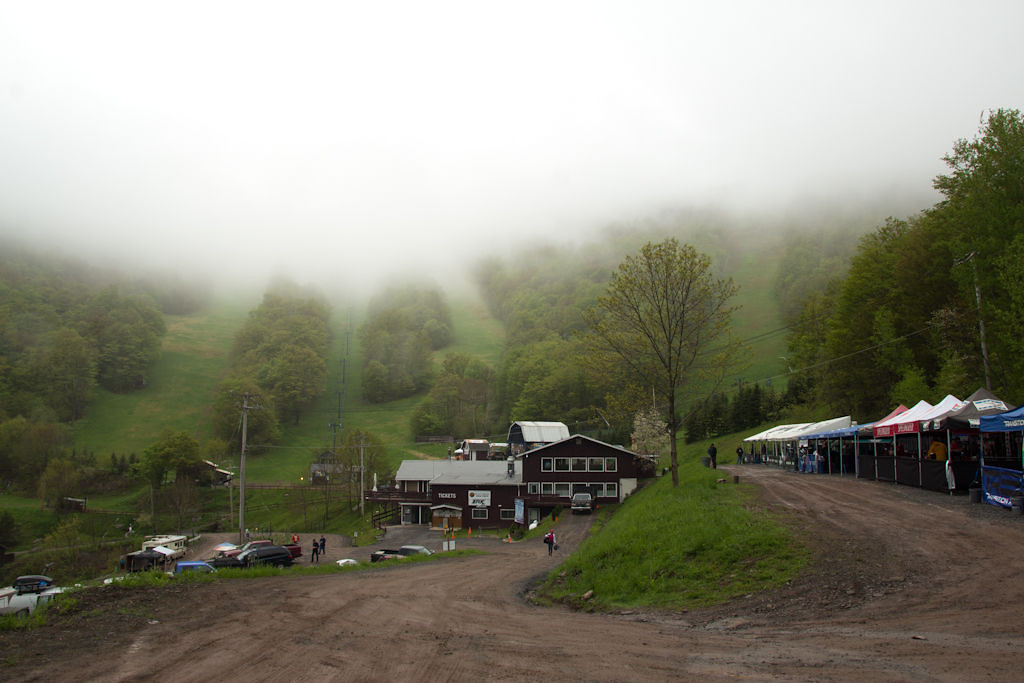 Foggy Saturday Morning - MikeLord - Mountain Biking Pictures - Vital MTB