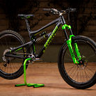 Santa Cruz Carbon Nomad DVO Edition