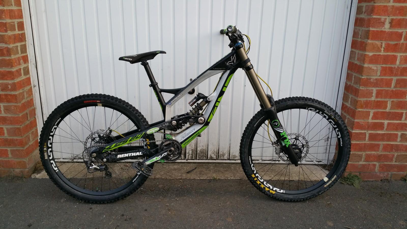 36c2da830b5 2014 YT Industries Tues 2.0 Comp - steve45's Bike Check - Vital MTB
