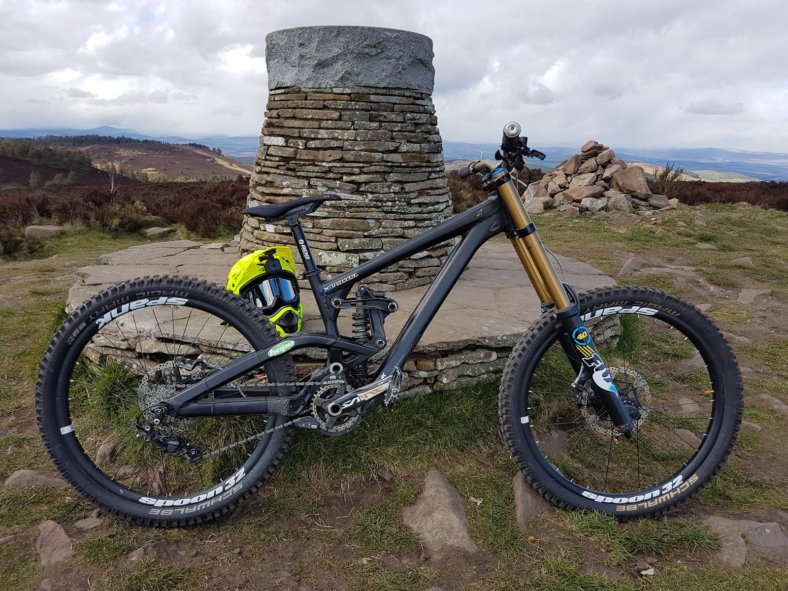 0db6d98bfe9 2013 Scott Gambler 10 - steve45's Bike Check - Vital MTB