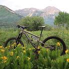 Westward Bikes PROTOTYPE TITANIUM