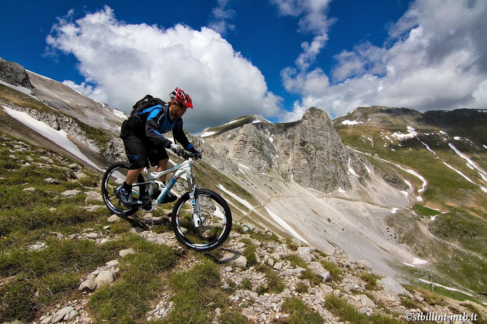 Sasso Borghese - barbonis - Mountain Biking Pictures - Vital MTB