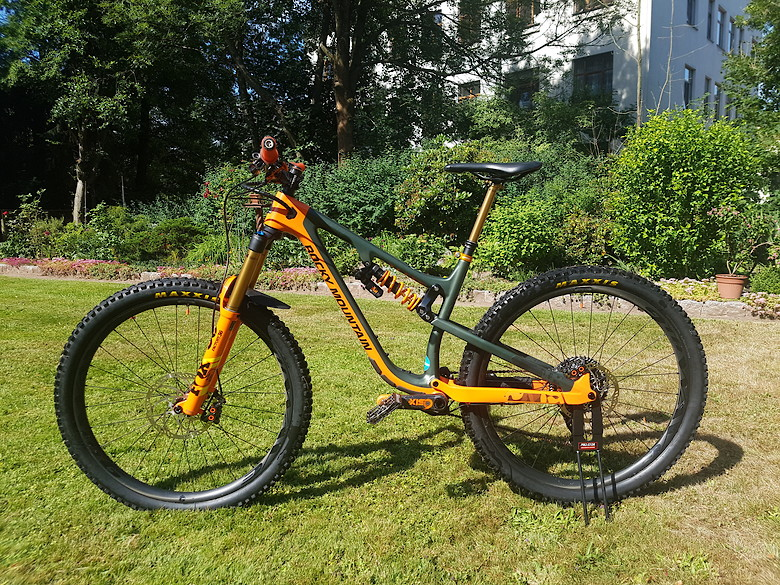 840c227edc6 Rocky Mountain Instinct BC - J.D.4479's Bike Check - Vital MTB