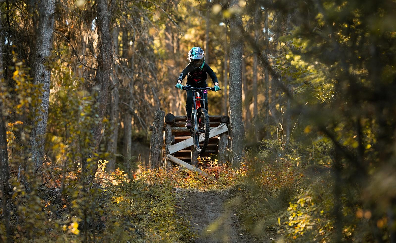 Tayte Proulx Royds - SRSuntour - Mountain Biking Pictures - Vital MTB