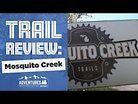 New Trail Review - Mosquito Creek MTB Michigan