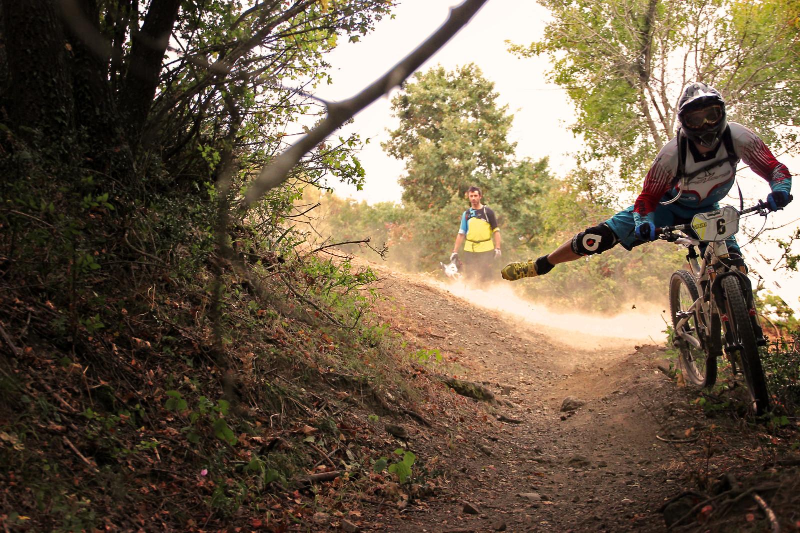 Super Enduro Tolfa 01 - Ruggero - Mountain Biking Pictures - Vital MTB