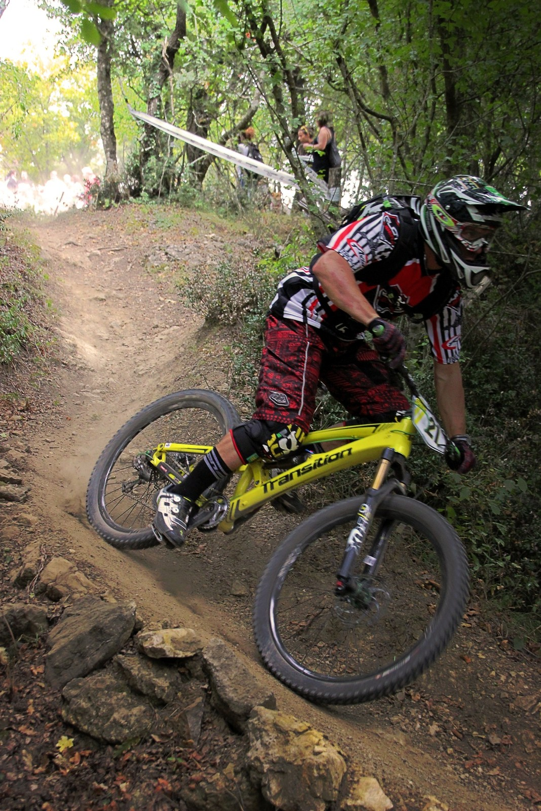 Super Enduro Tolfa 04 - Ruggero - Mountain Biking Pictures - Vital MTB