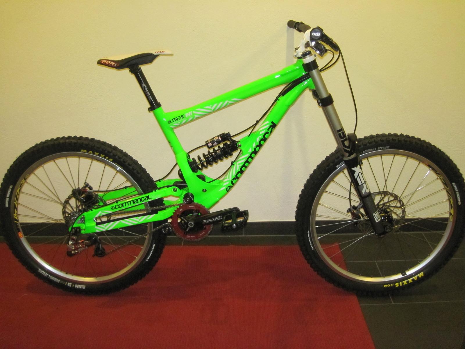 My 2010 racebike.