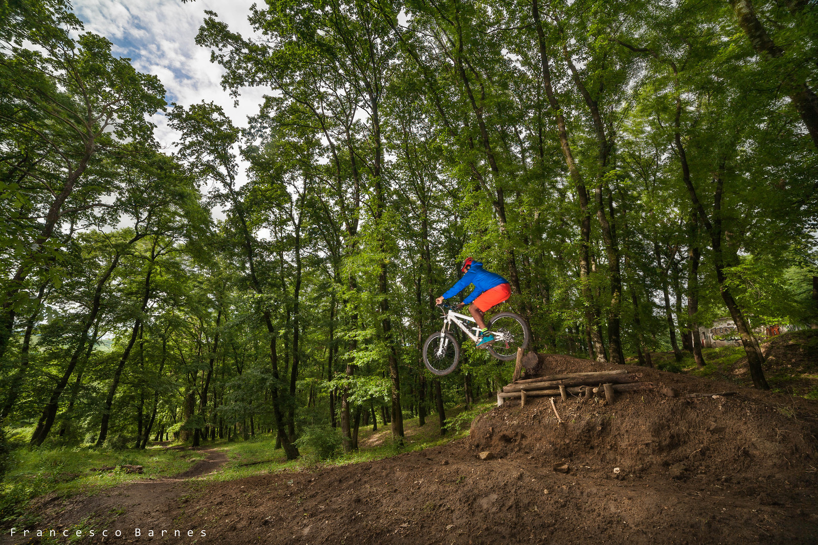 I can fly ! - Gladiax87 - Mountain Biking Pictures - Vital MTB