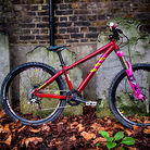 2011 Spooky Bikes Bandwagon Prototype