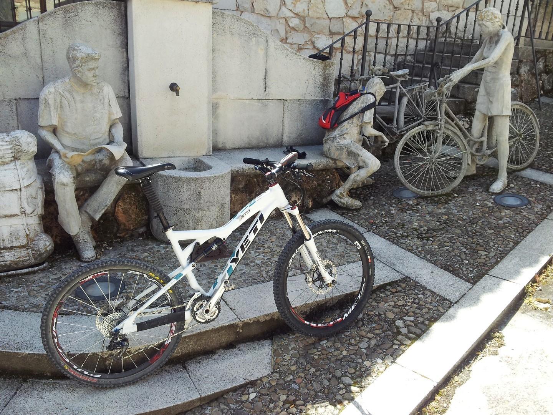 Yeti 575 Trail