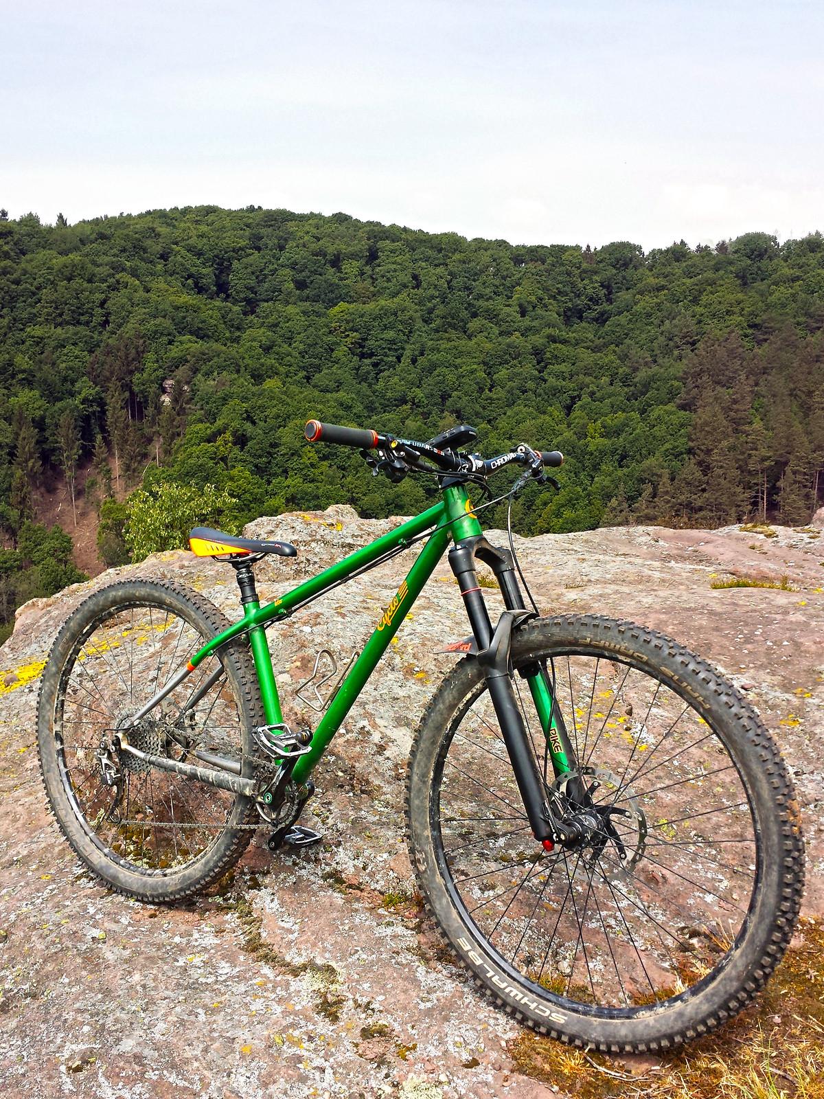 Cyclo Totxo LTHT 29er