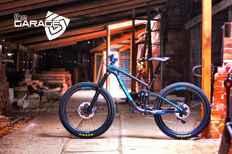 "Transition Patrol Carbon - ""Wilson Edition"""