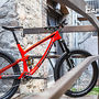 Transition Scout Carbon - Kettu's Red Rocket