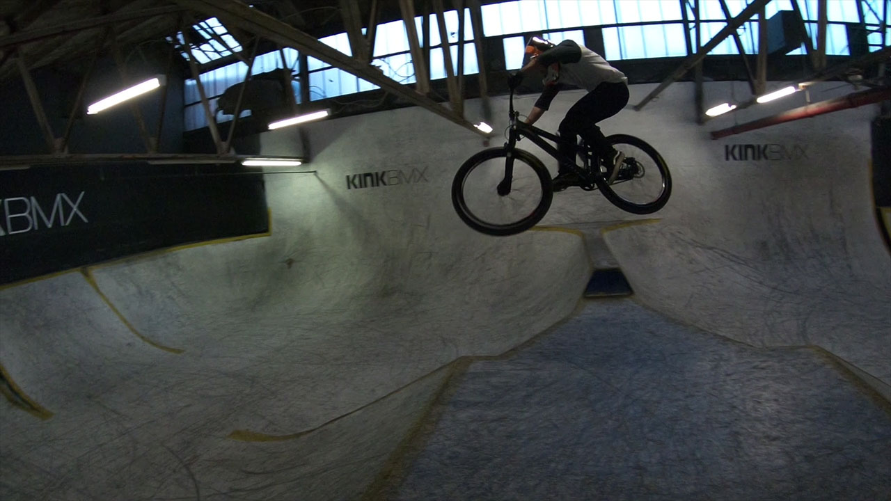 Riding at Rays