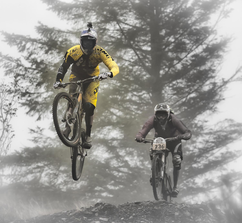 Foxhunt 2013-6 - Warren McConnaughie - Mountain Biking Pictures - Vital MTB