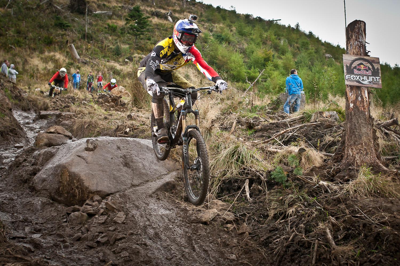 Redbull foxhunt 2013-5 - Warren McConnaughie - Mountain Biking Pictures - Vital MTB