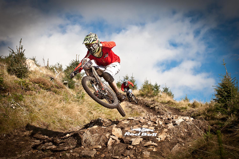 Redbull foxhunt 2013-3 - Warren McConnaughie - Mountain Biking Pictures - Vital MTB