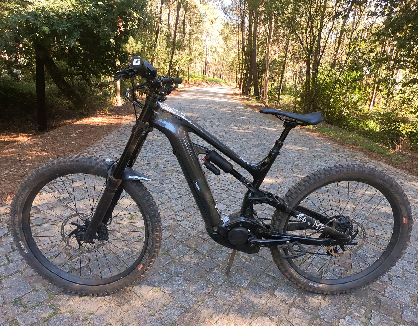 Cannondale Moterra ⚡ Freeride Edition