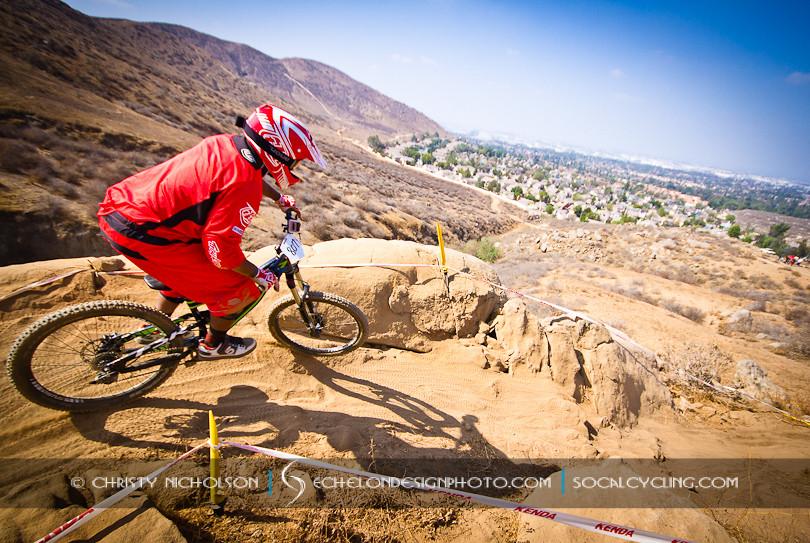 Southridge California Golden State Series - Downhill Race  - Echelon Design Photo - Mountain Biking Pictures - Vital MTB