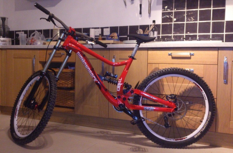 Diamondback DH8 2013 Large