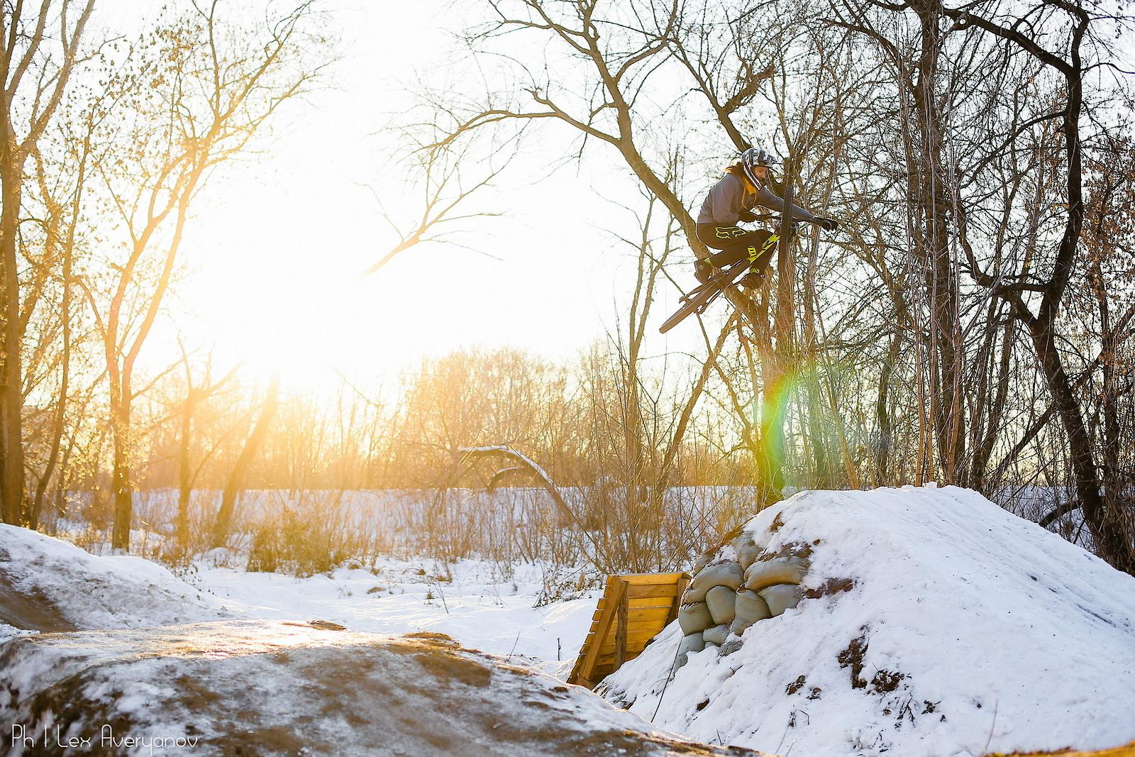 Winter table? - YakuT - Mountain Biking Pictures - Vital MTB