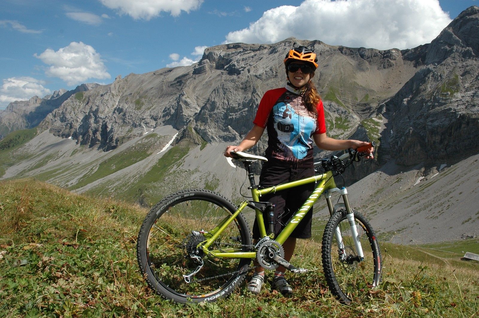 A shot from an epic several-day tour in Adelboden, Switzerland in 2012.
