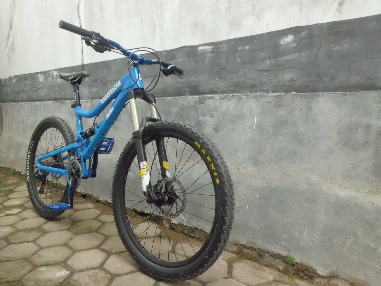 Mongoose Teocali Elite 2011