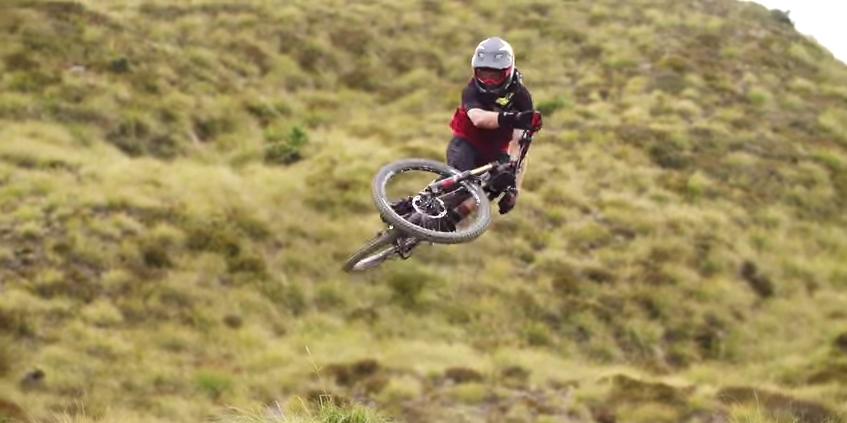 Cam McCaul Explores New Zealand's Legendary Trails