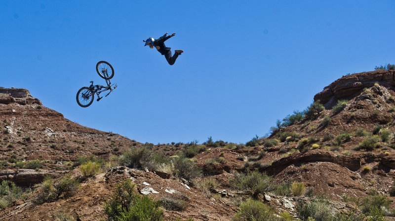 Some of Rampage's Gnarliest Crashes - csteen - Mountain ...