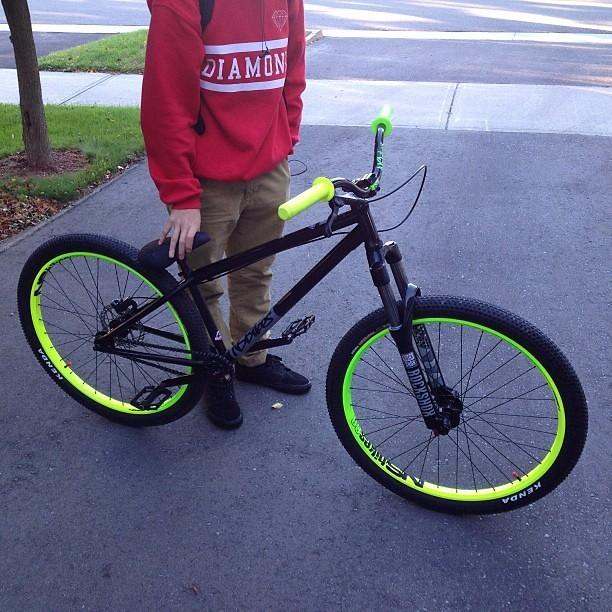 isaaac's NS Bikes