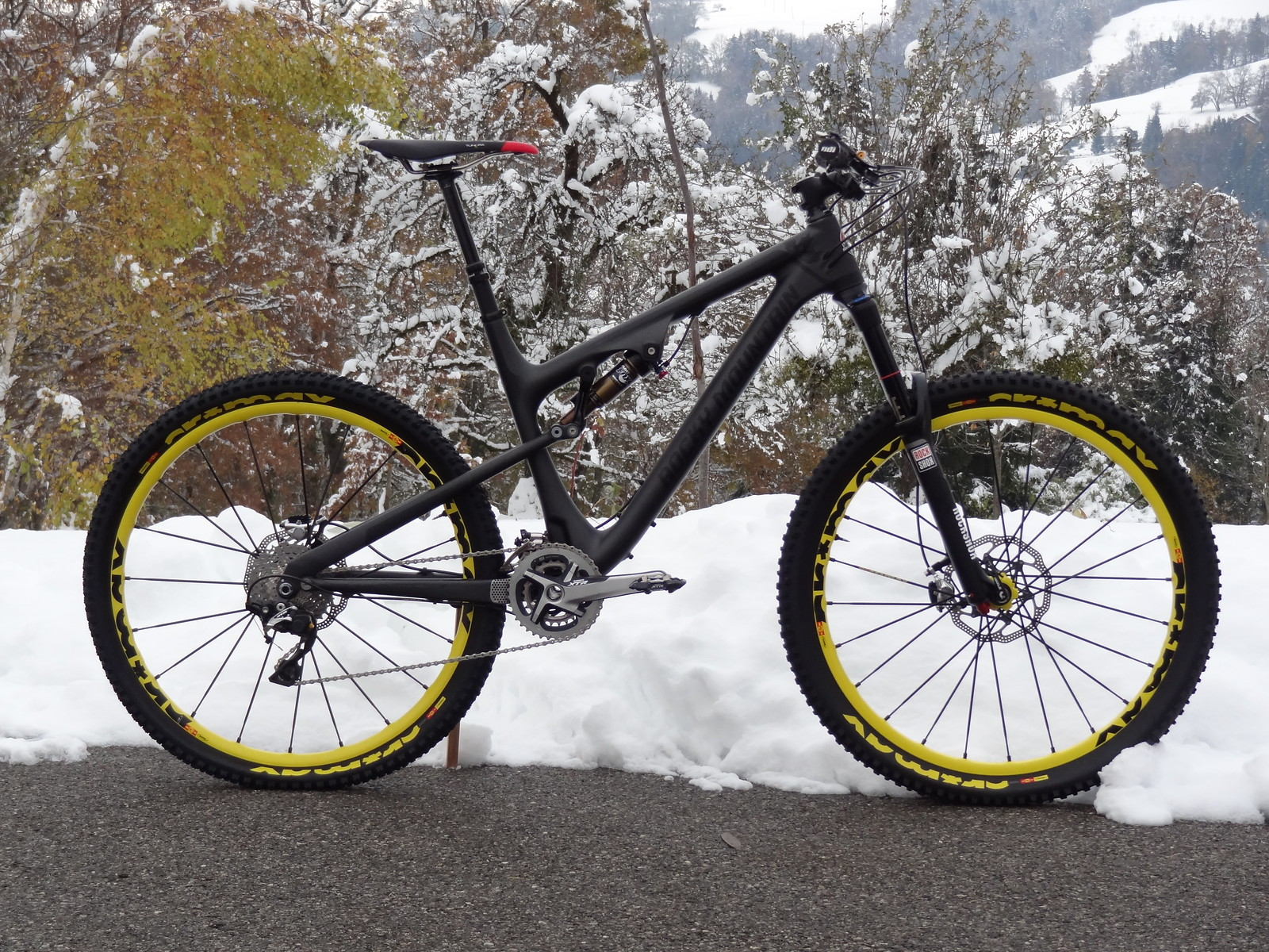 Rocky Mountain Altitude 799 MSL