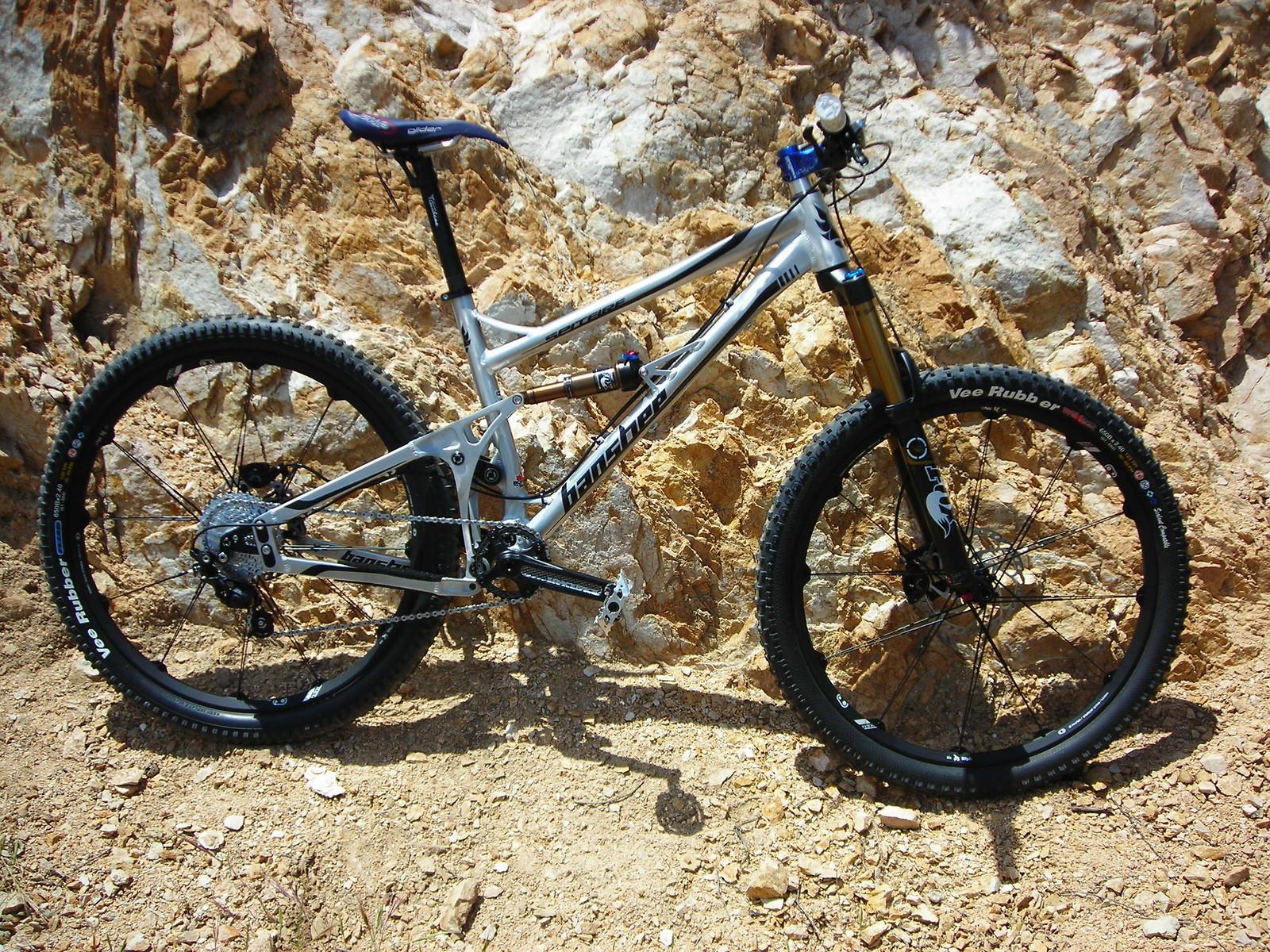 Banshee Spitfire 2014 006 - Scht!cky - Mountain Biking Pictures - Vital MTB