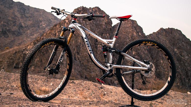 9a4fcea5ed3 Trek Remedy 9 29er 2014 - chaindrive's Bike Check - Vital MTB