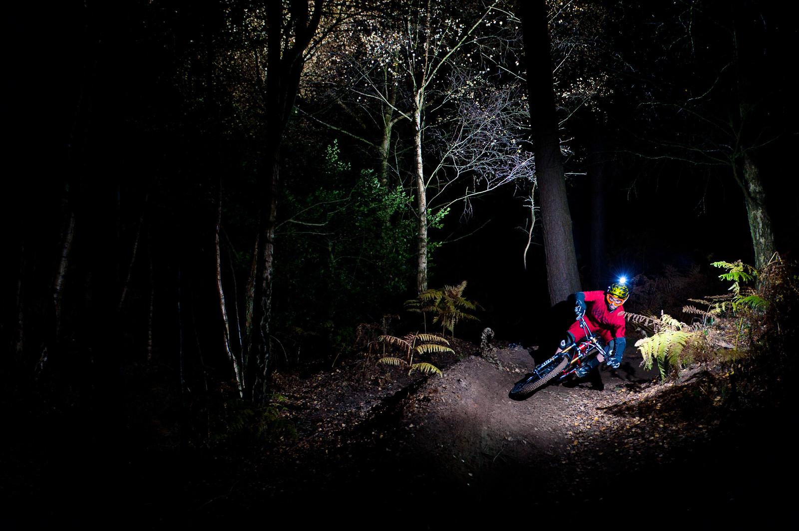 Slaying the Night - Deanscottphoto - Mountain Biking Pictures - Vital MTB