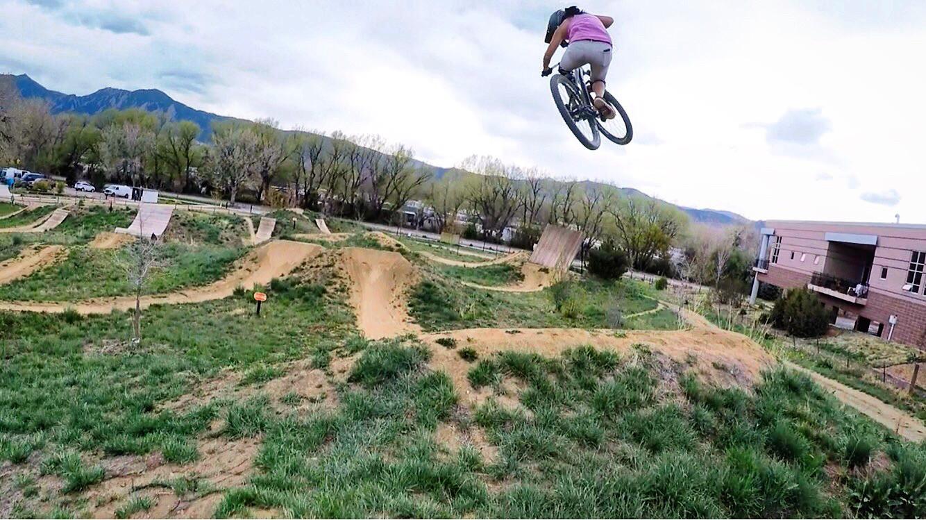 Colorado View - gold_007 - Mountain Biking Pictures - Vital MTB