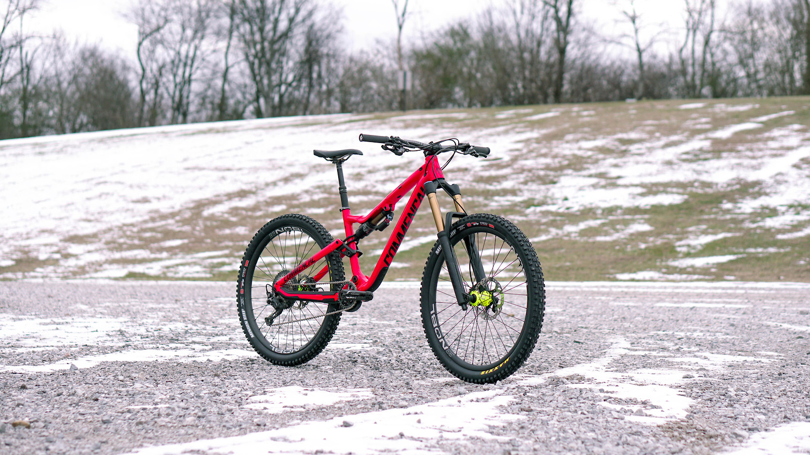 Commencal Meta V4.2 Custom Build