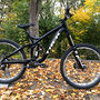 Trek session custom black