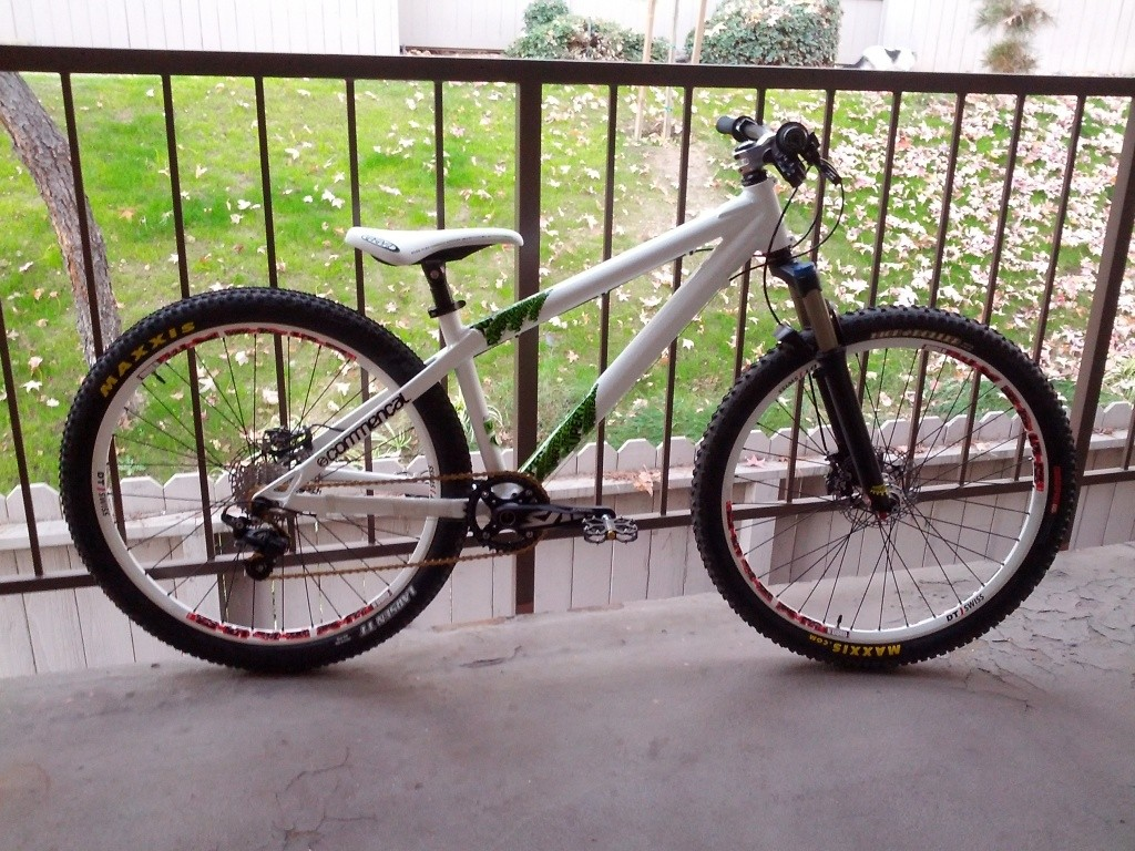 Commencal Absolut 4x vip