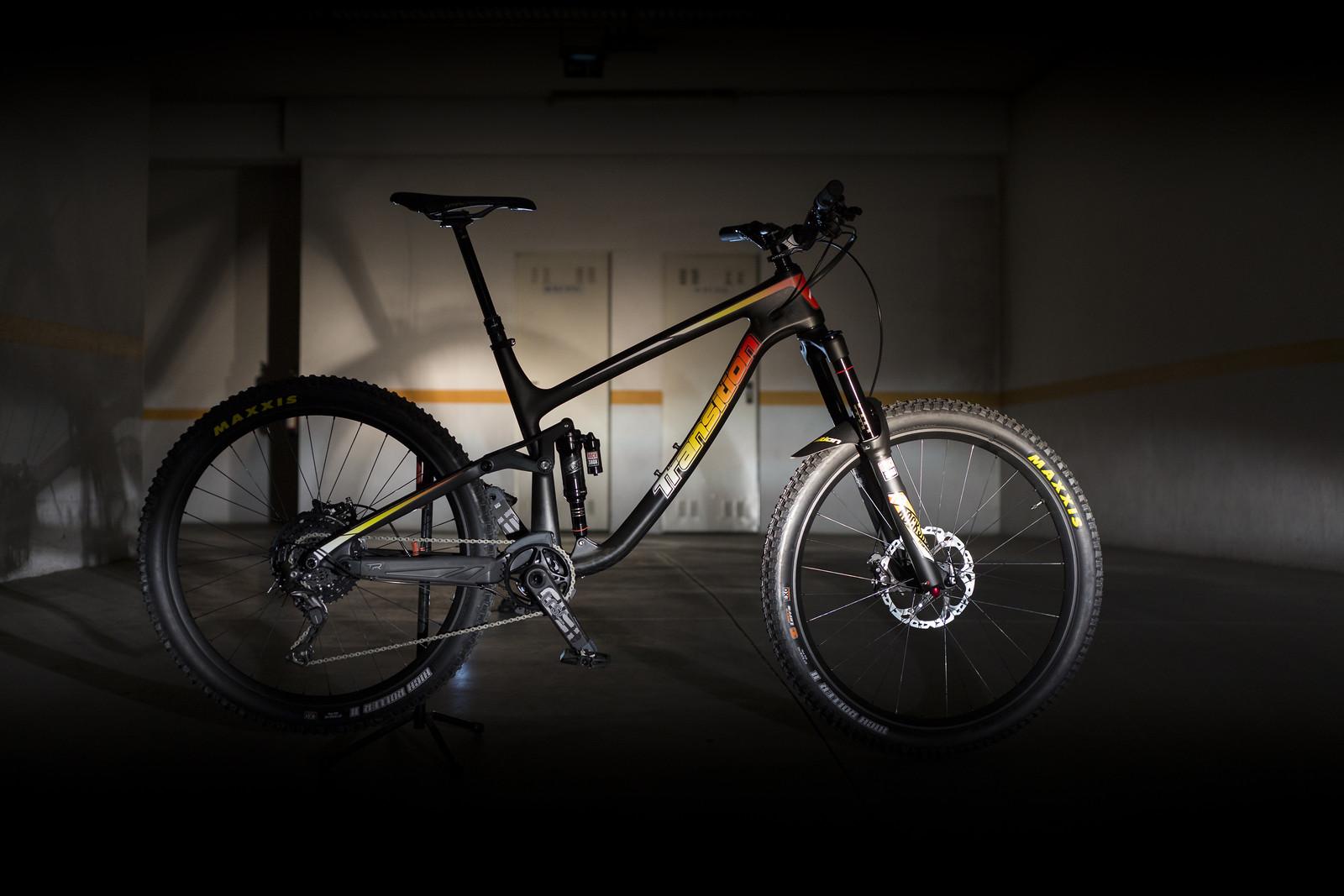 TRANSITION Patrol Carbon - Dream Bike...