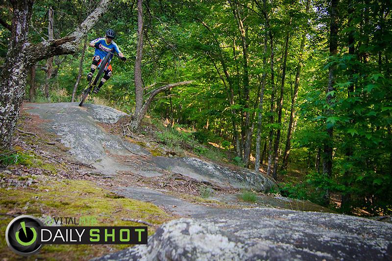Chunky Manual - flowmentum - Mountain Biking Pictures - Vital MTB