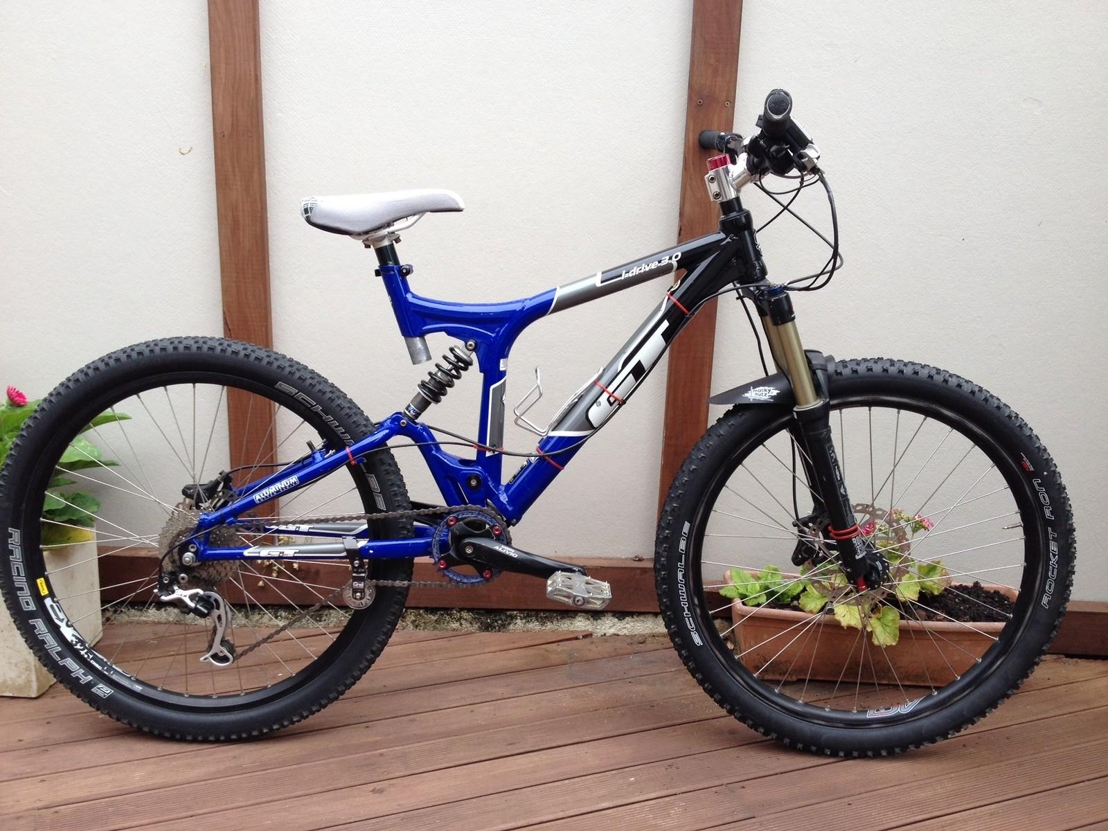 The Wife's Bike